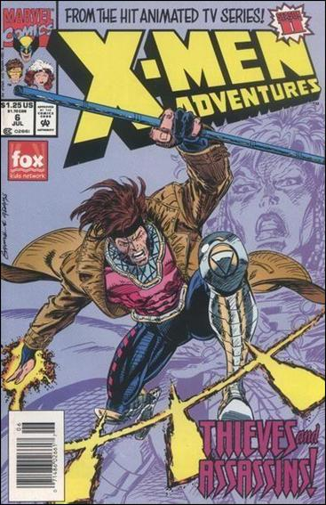 X-Men Adventures (1994) 6-A by Marvel