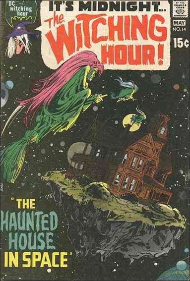 Witching Hour (1969) 14-A by DC