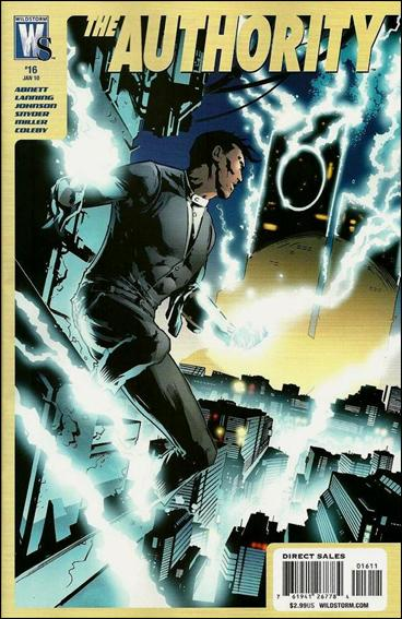 Authority (2008) 16-A by WildStorm