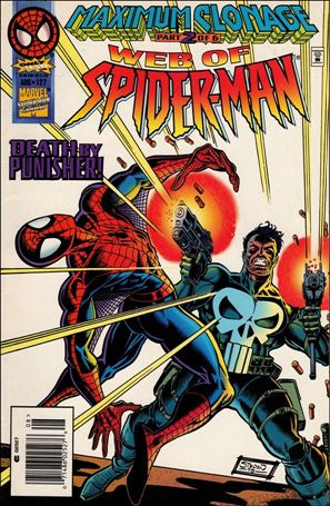 Web of Spider-Man (1985) 127-A