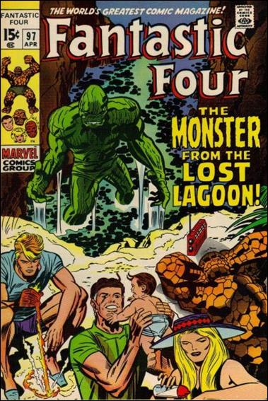 Fantastic Four (1961) 97-A by Marvel