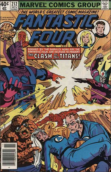 Fantastic Four (1961) 212-A by Marvel