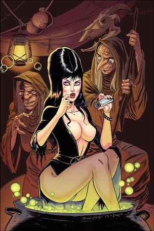 Elvira, Mistress of the Dark (2018) 10-K