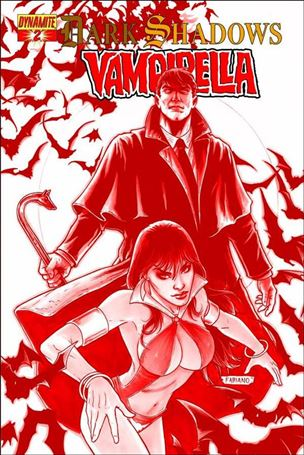 Dark Shadows / Vampirella 2-C