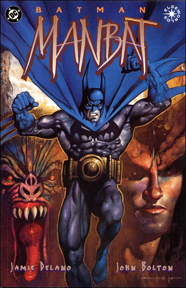 Batman: Man-Bat 2-A by DC