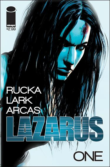 Lazarus (2013) 1-A by Image