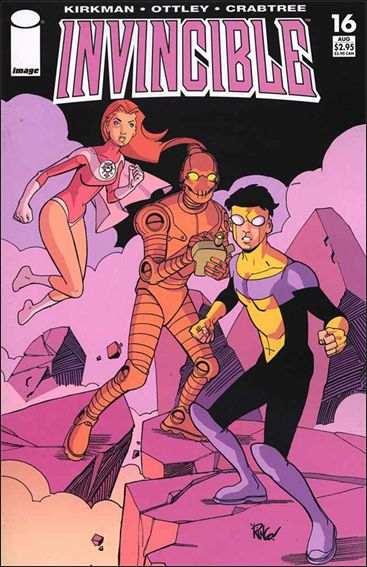 Invincible 16-A by Skybound Entertainment