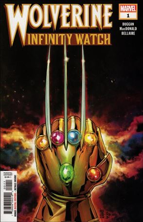 Wolverine: Infinity Watch 1-A