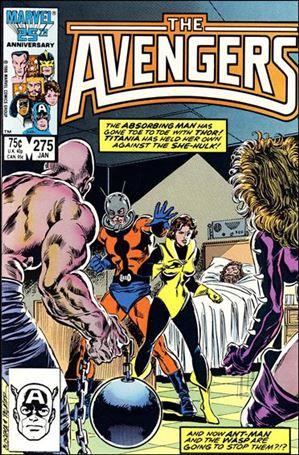 Avengers (1963) 275-A