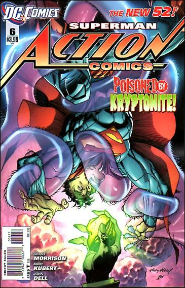 Action Comics (2011) 6-A by DC