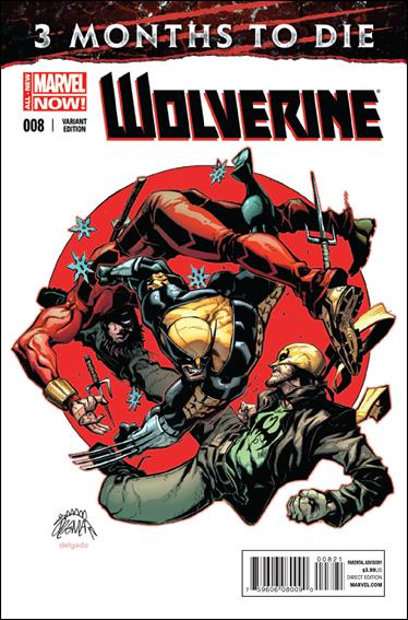 Wolverine (2014) 8-B by Marvel