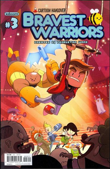 Bravest Warriors 3-A by Kaboom!