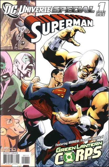 DC Universe Special: Superman 1-A by DC