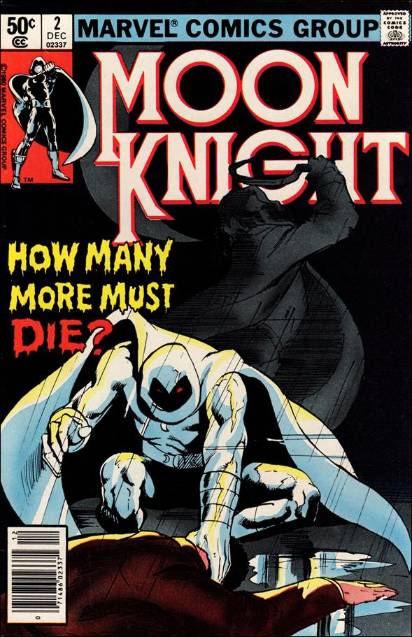 Moon Knight (1980) 2-A by Marvel