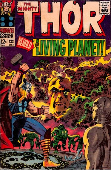 Thor (1966) 133-A by Marvel