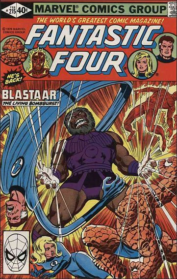 Fantastic Four (1961) 215-A by Marvel