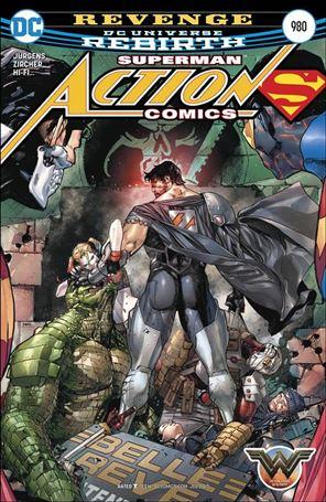 Action Comics (1938) 980-A