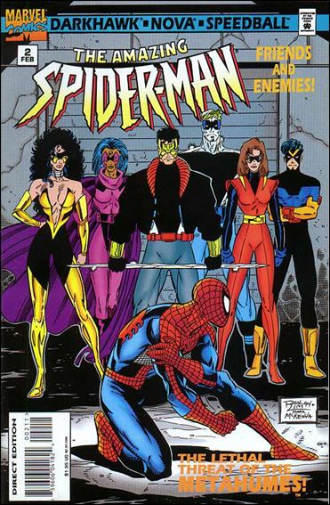 Spider-Man: Friends & Enemies 2-A by Marvel