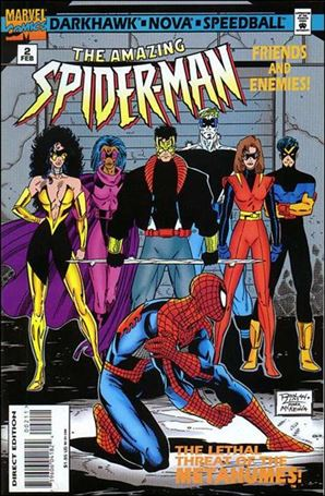 Spider-Man: Friends & Enemies 2-A