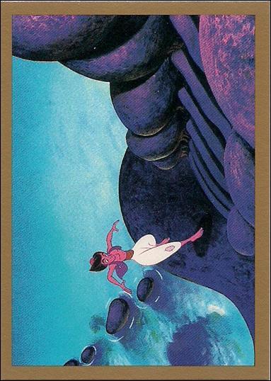 Aladdin (Base Set) 32-A by SkyBox