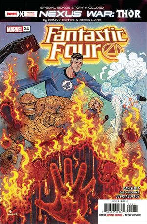 Fantastic Four (2018) 24-A