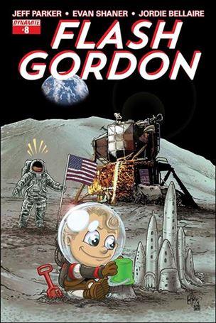 Flash Gordon (2014) 8-C