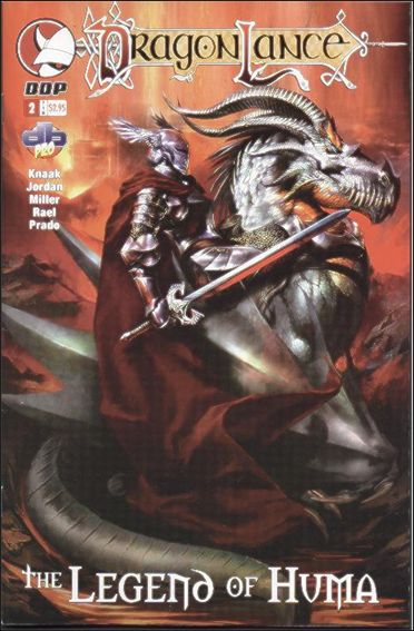 Dragonlance: The Legend of Huma 2-A by Devil's Due