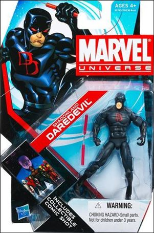 Marvel Universe (Series 4) Shadowland Daredevil