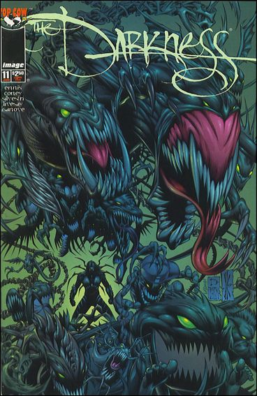 Darkness (1996) 11-J by Top Cow