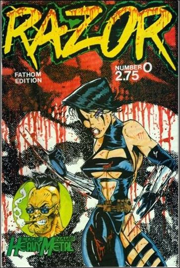 Razor (1991) 0-B by London Night