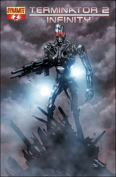 Terminator 2: Infinity 2-B by Dynamite Entertainment