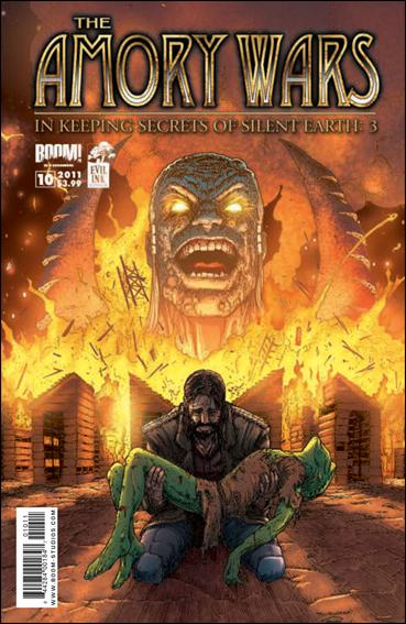 Amory Wars: In Keeping Secrets of Silent Earth: 3 10-A by Boom! Studios