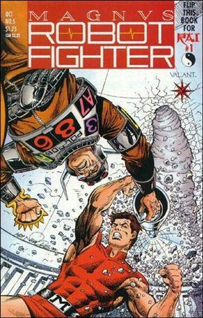Magnus Robot Fighter (1991) 5-A