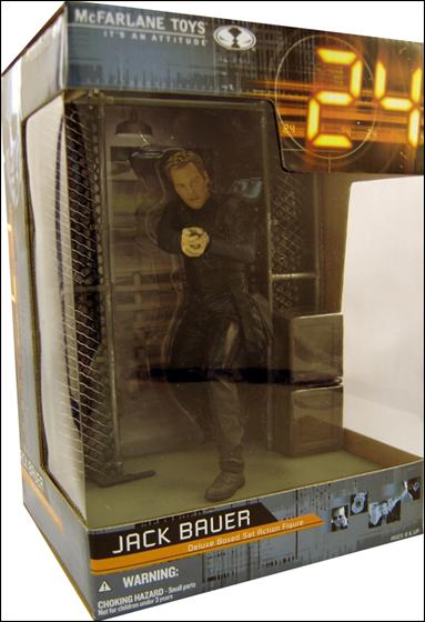 24 (Series 1) Jack Bauer by McFarlane Toys
