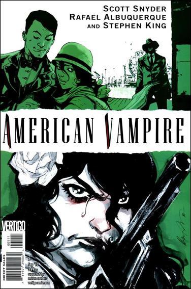 American Vampire 5-A by Vertigo