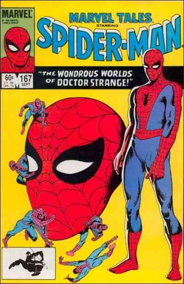 Marvel Tales (1966) 167-A by Marvel