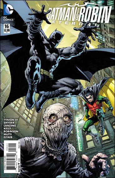 Batman & Robin Eternal 16-A by DC