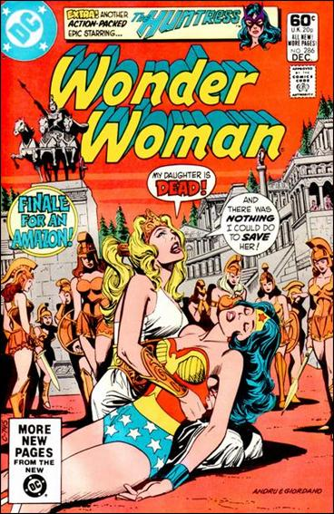 Wonder Woman (1942) 286-A by DC