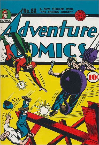 Adventure Comics (1938) 68-A by DC