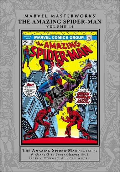 Marvel Masterworks: The Amazing Spider-Man 14-A by Marvel