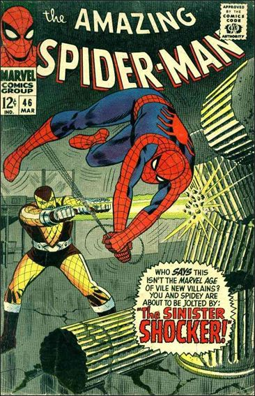 Amazing Spider-Man (1963) 46-A by Marvel