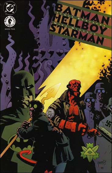 Batman/Hellboy/Starman 2-A by DC