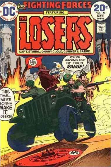 Our Fighting Forces (1954) 148-A by DC