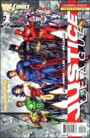 Justice League (2011) 1-I