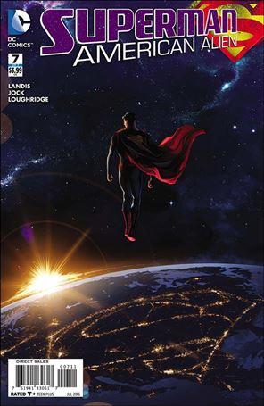 Superman: American Alien 7-A