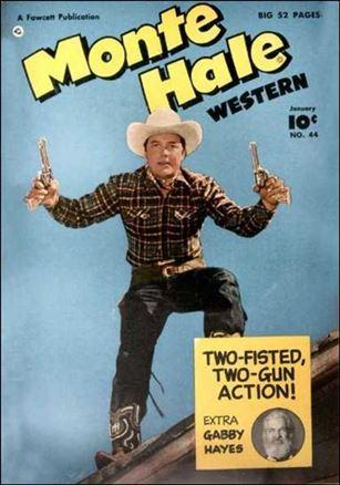 Monte Hale Western 44-A