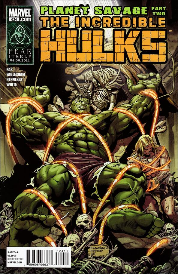 Incredible Hulks 624-A by Marvel