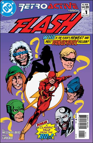 DC Retroactive: Flash - The 80's  1-A by DC