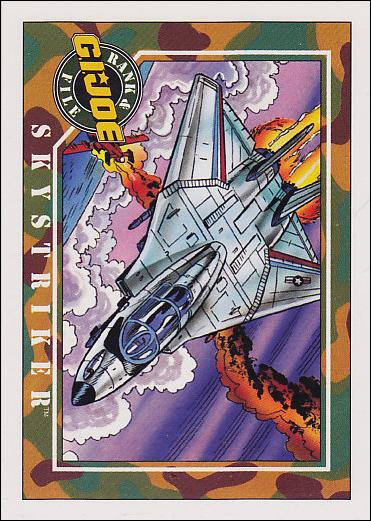 G.I. Joe (Base Set) 8-A by Impel