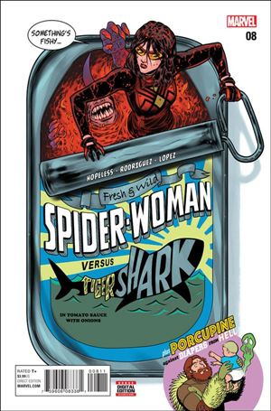 Spider-Woman (2016) 8-A